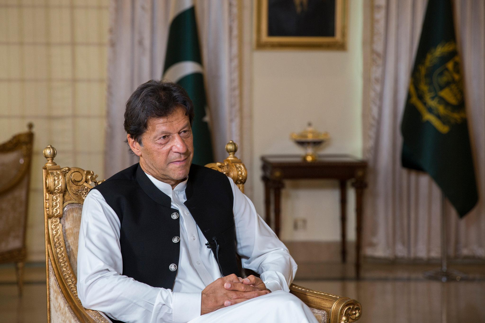 Imran Khan Interview