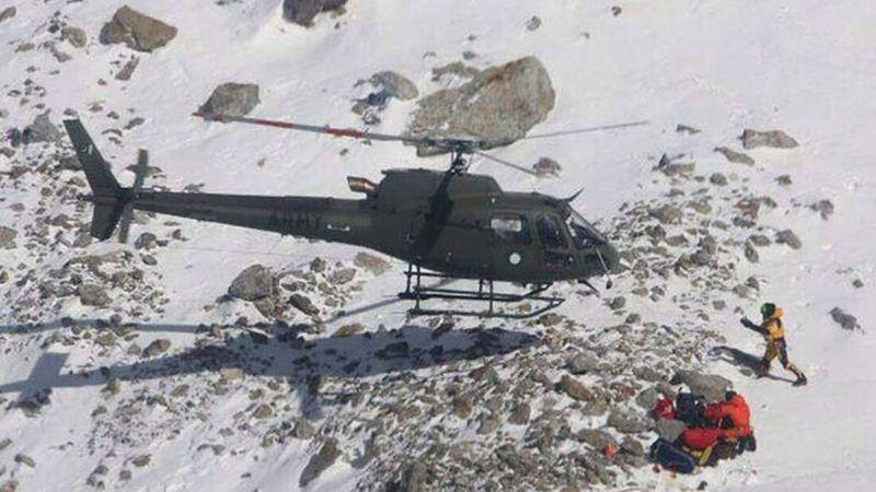 Rescue Mission K2
