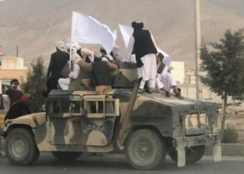Kabul has fallen to Taliban